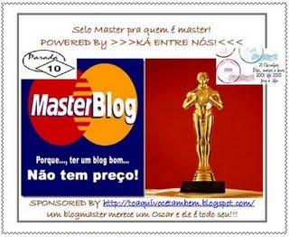 Gio - Selo MasterBlog