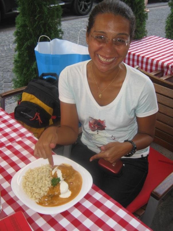 Comida Húngara